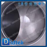 Vávula de bola a dos caras anti del muñón del acero inoxidable de los parásitos atmosféricos F51 de Didtek