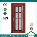 Deslizando y plegado de Francés de fibra de vidrio de patio interior de madera estilo y la puerta de la rampa