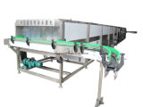 Pasteurisatieapparaat van uitstekende kwaliteit van de Sterilisator van het Roestvrij staal van de Technologie het Automatische Ononderbroken Bespuitende
