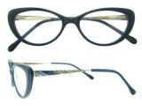 형식 안경알 새로운 아세테이트 광학 프레임 여자 Eyewear
