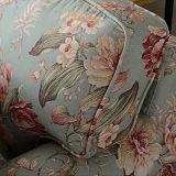 Sofà americano del tessuto di stile di paese per uso domestico (M3012)