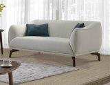 Sofa moderne de salle de séjour de l'Europe de type de sofa du nord de tissu (HC8806)
