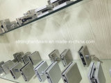 Штуцер заплаты двери квадратного сплава Aluuminum стеклянный в Китае