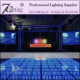 Простая настройка управления RGB LED от пола 7clighting