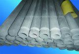Si4n4 Bond Sic Tubo de protecção do termopar de alumínio fundido