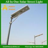 Regierung projektiert 5 Jahre der Garantie-Integareted alles in einem LED-Solarstraßenlaternefür im Freiengarten-Pfad-Datenbahn-Beleuchtung-Lampe