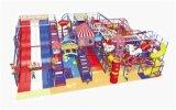Elogio de diversões temático do castelo da criança Playground Equipment