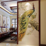 4m m, 5m m, 6m m mancharon el vidrio decorativo con precio al por mayor