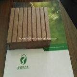 Plancher extérieur de la vente en gros 140X25mm WPC d'usine de la Chine