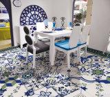 Azulejo de la azotea de la pared sanitaria del cuarto de baño del complejo decorativo creativo europeo