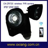 De waterdichte Lichte Camera van WiFi PIR