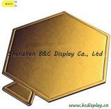Unterschiedliches Shape Gold Foil Paper Cake Drums mit SGS (B&C-K024)