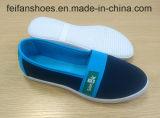Впрыска холстины детей обувает вскользь подгонянные ботинки обуви (HP-4)
