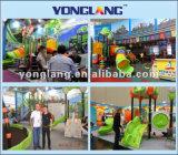 Apparatuur van het Pretpark van jonge geitjes de Plastic Voor Verkoop (yl-Y053)