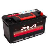 Mf de Plomo-ácido de batería de coche recargable de almacenamiento de 12V 100Ah