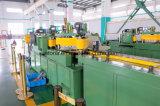 Nivelamento da Placa de aço com espessura e comprimento de linha de máquinas de corte