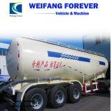 半30m3 Vの形タンク乾燥したセメントの大きさのトラックのトレーラー