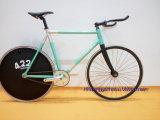 탄소 섬유는 합금에 의하여 고쳐진 자전거를 선회한다