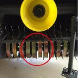 Черенок мозоли фабрики сразу управляемое Pto связывая вокруг машины Baler Bale сена
