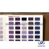 Pantone Fhic200のカラー・チャートファブリックカラー本の方法ホーム内部の綿のパスポート