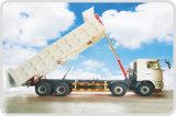 De telescopische Hydraulische Cilinder van de Olie voor de Vrachtwagen van de Stortplaats met Concurrerende Prijs