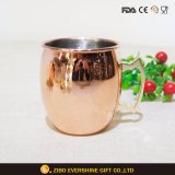 Edelstahl-bestes verkaufenkupfer überzogenes Kaffeetasse-Cup