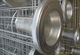 Ss van de Weerstand van de corrosie de Kooi van de Zak van de Filter van het Roestvrij staal