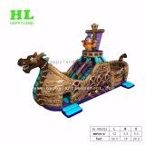 Caldo-Vendendo la barca gonfiabile personalizzata del pirata di stile della batteria per i capretti che hanno una vacanza estiva abbastanza meravigliosa di Sunshining