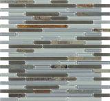 de Tegel van het Mozaïek van het Glas van 8mm, het Mozaïek van de Muur voor de Keuken van de Badkamers