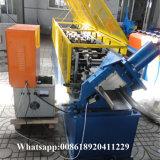Galvanisiertes Stahlmetallaluminiumfenster und Türrahmen, der Maschine herstellt