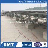 Comitato del montaggio, morsetto del comitato solare di Frameless con 20 anni di garanzia