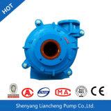 Hohes Chrom/Gummi gezeichnete horizontale zentrifugale Schlamm-Pumpe für Bergbau