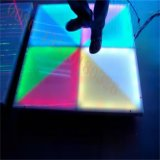 LED 댄스 플로워 벽돌 춤 도와 DJ 점화 LED 빛