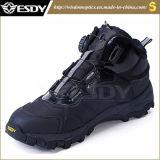 lädt taktisches Rutschen-Beständiges Militär 3-Colors die im Freiensport-Schuhe auf, die Turnschuh wandern
