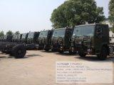 HOWO 6X6すべての車輪駆動機構のトラクターのトラックの軍隊の品質