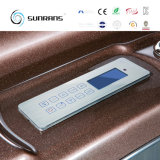 Bathroom에 있는 영국 Design Discount Inground Cedar Hot Tub Products Build