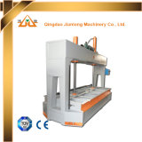 Machine froide hydraulique de presse de pétrole pour le bois