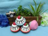 PU Squishy bolos com estresse Morango brinquedo aumento lento