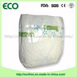 Couches-culottes remplaçables d'un bébé de pente pour l'usine de couches de bébé de couches-culottes de mousseline de Chine