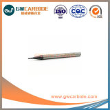 Привлекательный и разумная цена 2/4 ребра со стороны из карбида вольфрама нож для измельчения сочных HRC45-50