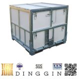 1000L acciaio inossidabile IBC con Un/ISO9001