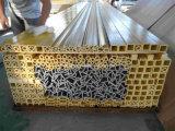 Quadratischer GefäßPultrusion verwendet worden für Handläufe, usw., St50c