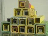 FRP, das strukturelle quadratische Gefäß Pultruding Profile, St101A zerreibt