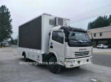P8 LEIDENE de van uitstekende kwaliteit Mini LEIDENE van het Scherm DFAC Mobiele Vrachtwagen van de Reclame voor Verkoop