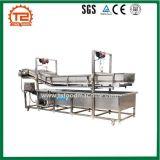 De Machine van het ononderbroken Fruit en het Plantaardige Schoonmaken met de Wasmachine van de Druk in Hoge Efficiency