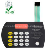 Pin e Connector Membrane Switches Keypad