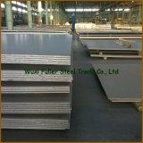 Fornecedor de alta qualidade AISI 304 folhas e chapas de aço inoxidável