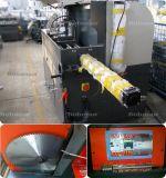 Maquinaria de corte para hacer que las puertas y ventanas de aluminio