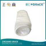 50 filtro dal liquido pp Baghouse del sacchetto filtro del micron per lo zuccherificio