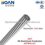 Maestro de AAC, todo o maestro de alumínio (ASTM B 231)